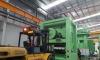 Xe nâng Đông Đô thực hiện di chuyển máy trong xưởng tại KCN Quế Võ