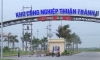 Cho thuê xe nâng hàng tại KCN Thuận Thành – Bắc Ninh