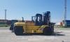 [ VIDEO] Xe nâng 24 Tấn thực hiện dỡ ống tại dự án đường ống dẫn nước Sông Đà