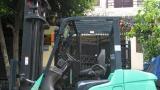 Cho thuê xe nâng Mitsubishi cũ chất lượng, đa dạng 2.5  tấn, 3 tấn, 5 tấn, 7 tấn, 10 tấn, 20 tấn