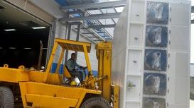 Dịch vụ cho thuê xe nâng hàng tại KCN Thăng Long – Hà Nội chuyên nghiệp