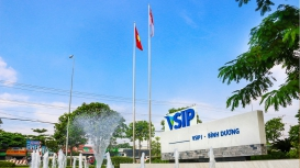 Đơn vị cho thuê xe nâng người tại KCN Vsip Bình Dương uy tín chất lượng