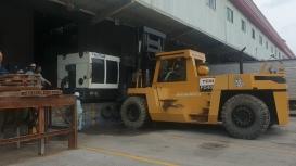 Tìm đơn vị cho thuê xe nâng hàng 42 tấn chuyên nghiệp nhất