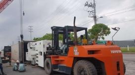 Địa chỉ cho thuê xe nâng hàng tại Hưng Yên chuyên nghiệp nhất