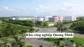 Dịch vụ cho thuê xe nâng người tại KCN Quang Minh trọn gói giá rẻ