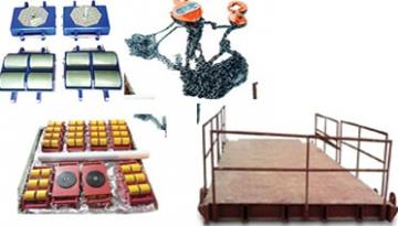 Cung cấp các thiết bị chuyên dụng phục vụ bốc xếp và vận chuyển hàng hóa
